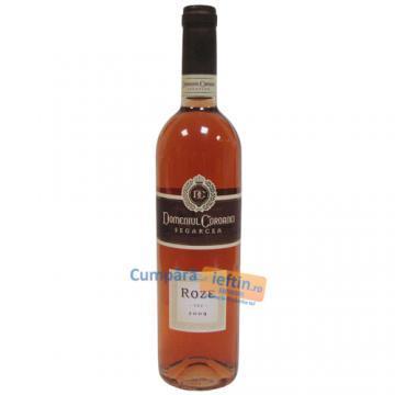 Vin sec Segarcea Roze 0.75 L - Pret | Preturi Vin sec Segarcea Roze 0.75 L