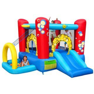 Spatiu Gonflabil  Buble Play center 4 in 1 - Pret | Preturi Spatiu Gonflabil  Buble Play center 4 in 1