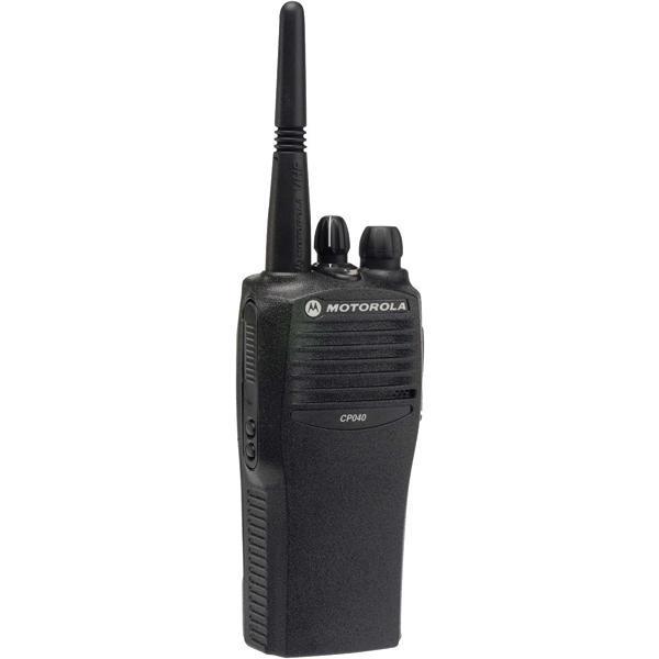 Statie cu 4 canale Motorola CP040 VHF - Pret | Preturi Statie cu 4 canale Motorola CP040 VHF