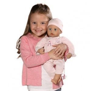 Zapf Creation - Papusa cu functii Baby Annabell - Pret | Preturi Zapf Creation - Papusa cu functii Baby Annabell