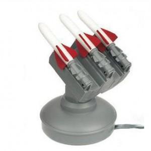 Gadget Lansator de rachete USB telecomandat - Pret | Preturi Gadget Lansator de rachete USB telecomandat