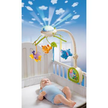 Carusel Fisher-Price Rainforest - Pret | Preturi Carusel Fisher-Price Rainforest