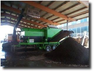 Ciur Rotativ  pentru  sortarea compostului BEYER, UTILAJE BEYER RECICLARE CALITATE GERMANA - Pret | Preturi Ciur Rotativ  pentru  sortarea compostului BEYER, UTILAJE BEYER RECICLARE CALITATE GERMANA
