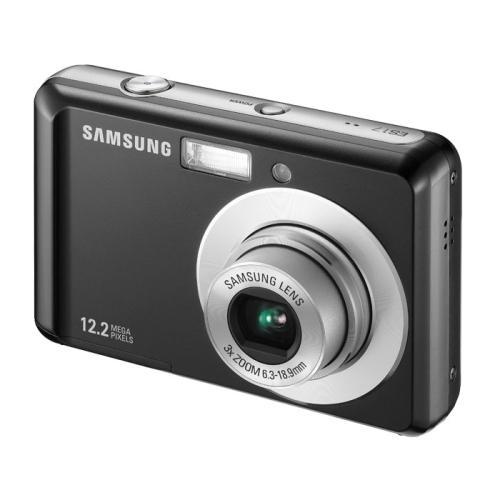 Aparat foto digital Samsung ES17, 12.2MP, Negru - Pret | Preturi Aparat foto digital Samsung ES17, 12.2MP, Negru