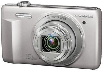 Olympus VR-340 Argintiu Bonus: Card 4GB - Pret | Preturi Olympus VR-340 Argintiu Bonus: Card 4GB