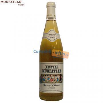 Vin demidulce Zestrea Murfatlar Muscat Ottonel 0.75 L - Pret | Preturi Vin demidulce Zestrea Murfatlar Muscat Ottonel 0.75 L