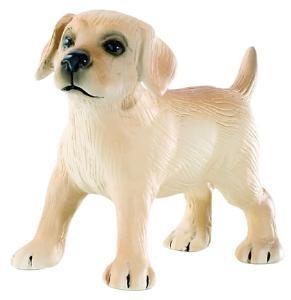 Miniatura Bullyland - Animale domestice - Pui de labrador - Pret | Preturi Miniatura Bullyland - Animale domestice - Pui de labrador