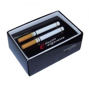 Set 2 tigari electronice albe cu 10 rezerve si 3 incarcatoare - Pret | Preturi Set 2 tigari electronice albe cu 10 rezerve si 3 incarcatoare