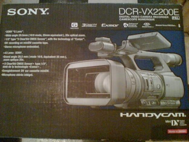 Sony VX2200; Sony VX2100; Videocamere Nunti/ Evenimente, 1 Lux ! - Pret   Preturi Sony VX2200; Sony VX2100; Videocamere Nunti/ Evenimente, 1 Lux !