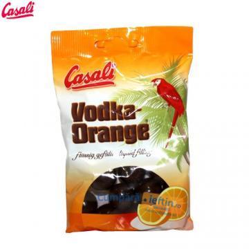 Bomboane de ciocolata Casali cu vodka si portocale 175 gr - Pret | Preturi Bomboane de ciocolata Casali cu vodka si portocale 175 gr