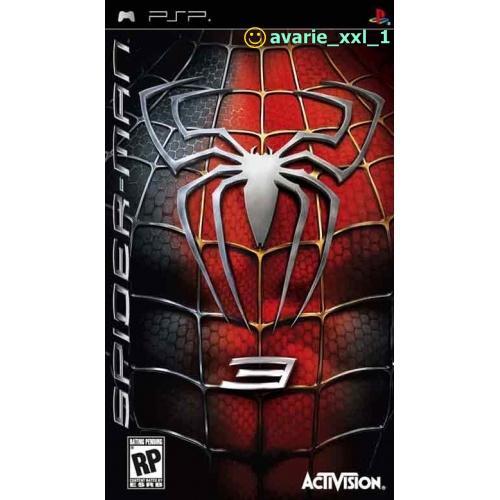 Spiderman 3 joc PSP UMD - Pret | Preturi Spiderman 3 joc PSP UMD