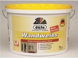 Vopsea lavabila Dufa Wandweiss 2.5 l - Pret | Preturi Vopsea lavabila Dufa Wandweiss 2.5 l