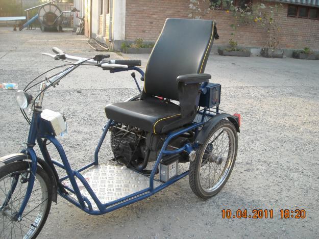 carucior handicap benzina - Pret | Preturi carucior handicap benzina