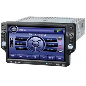 DVD auto 1 Din Universal Gps Bluetooth Ipod Usb Tv - Pret   Preturi DVD auto 1 Din Universal Gps Bluetooth Ipod Usb Tv
