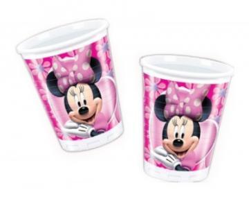 Minnie Mouse - Pahare Plastic, 200 ml (10 buc.) - Pret | Preturi Minnie Mouse - Pahare Plastic, 200 ml (10 buc.)