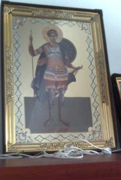 Icoana Sfantului Dimitrie - Pret | Preturi Icoana Sfantului Dimitrie