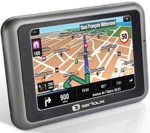 Car Navigator Serioux NaviMate 43T2, 4.3, 500Mhz, Full Europe - Pret | Preturi Car Navigator Serioux NaviMate 43T2, 4.3, 500Mhz, Full Europe
