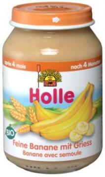 Piure bio banana - gris - Pret | Preturi Piure bio banana - gris