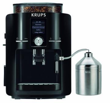 Automate cafea - Krups EA 8250 Piano Rezervor apa 1.8L Cappuccino Negru - Pret | Preturi Automate cafea - Krups EA 8250 Piano Rezervor apa 1.8L Cappuccino Negru