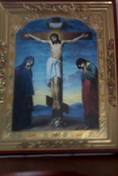 Icoana Sfintei Cruci - Pret | Preturi Icoana Sfintei Cruci