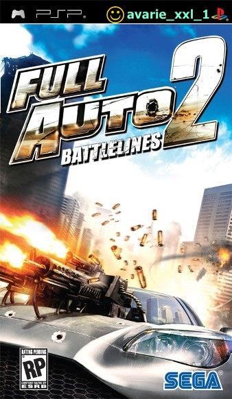 Full Auto 2 Battlelines PSP Joc UMD - Pret | Preturi Full Auto 2 Battlelines PSP Joc UMD