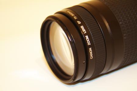 Vand Obiectiv Canon EF 75-300mm f/4-5.6 II - Pret | Preturi Vand Obiectiv Canon EF 75-300mm f/4-5.6 II