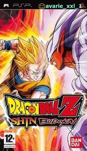 Dragon Ball Z Shin Budokai PSP Joc UMD - Pret | Preturi Dragon Ball Z Shin Budokai PSP Joc UMD