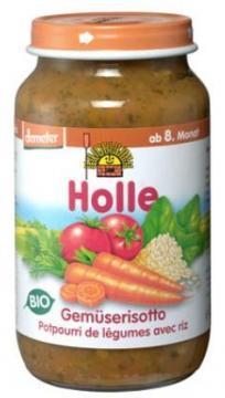 Meniu piure bio amestec legume - orez (risotto) - Pret | Preturi Meniu piure bio amestec legume - orez (risotto)