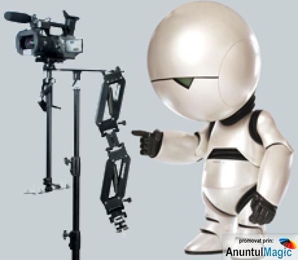 Steadicam sistem de stabilizare pentru DSLR si videocamere . - Pret | Preturi Steadicam sistem de stabilizare pentru DSLR si videocamere .