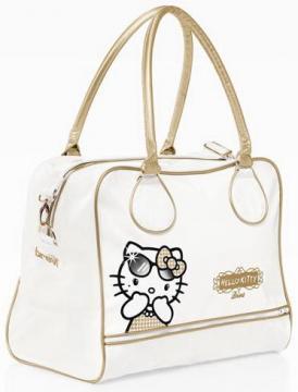 Geanta Sporty Hello Kitty Diva - Pret   Preturi Geanta Sporty Hello Kitty Diva