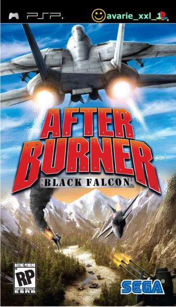 After Burner Black Falcon PSP Joc UMD - Pret | Preturi After Burner Black Falcon PSP Joc UMD