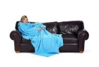 "slanket responding to snuggie s market entry Besides, snuggie apparently has been good for mr clegg, who projects that slanket's revenue of $42 million in 2008 will increase to as much as $9 million in 2009 ""their infomercial is raising general awareness about the product,"" said mr clegg, adding that some consumers end up cozying up to his costlier, higher-quality offering."