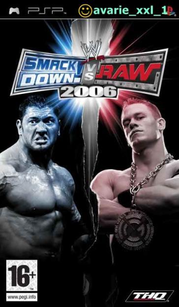 SmackDown! vs. RAW 2006 PSP Joc UMD - Pret | Preturi SmackDown! vs. RAW 2006 PSP Joc UMD