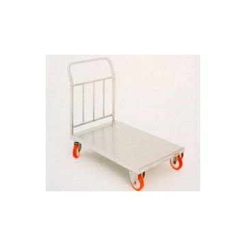 Carucior inox cu plan, 960 x 590 x 200 mm - Pret | Preturi Carucior inox cu plan, 960 x 590 x 200 mm
