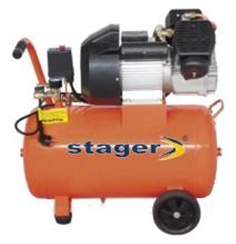 Compresoare - Stager DV42FL-50 50L Putere 2.25kW 8 bar Debit 330 lpmin - Pret | Preturi Compresoare - Stager DV42FL-50 50L Putere 2.25kW 8 bar Debit 330 lpmin