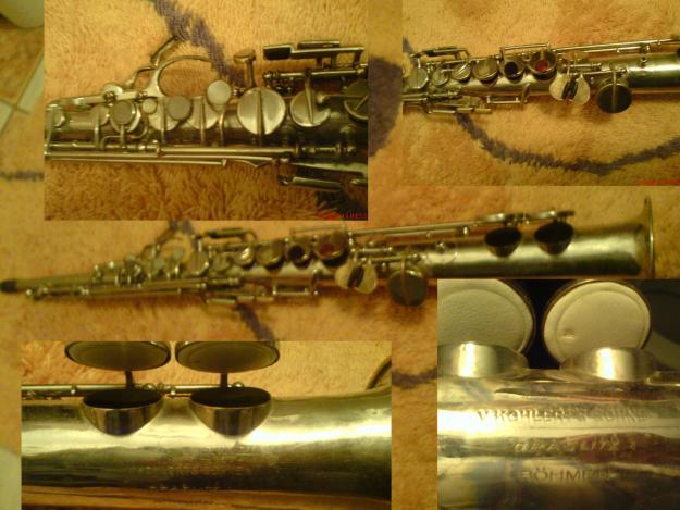 Vand saxofon sopran ,,kohlert sohne,, - Pret | Preturi Vand saxofon sopran ,,kohlert sohne,,