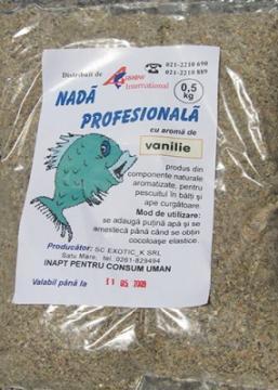 Nada profesionala Exotic_k cu aroma de vanilie - Pret | Preturi Nada profesionala Exotic_k cu aroma de vanilie