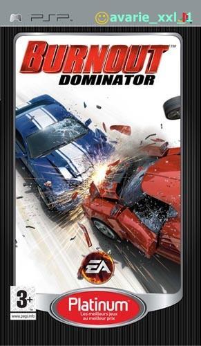 Burnout Dominator PSP Joc UMD PLATINUM - Pret | Preturi Burnout Dominator PSP Joc UMD PLATINUM