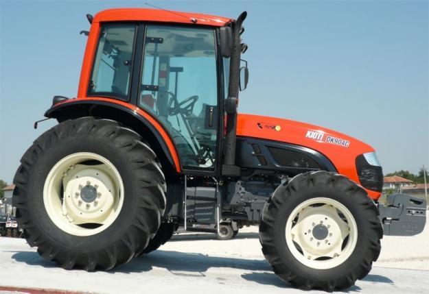Tractor agricol nou, 4x4, 92 C.P. sudcorean KIOTI - Pret | Preturi Tractor agricol nou, 4x4, 92 C.P. sudcorean KIOTI