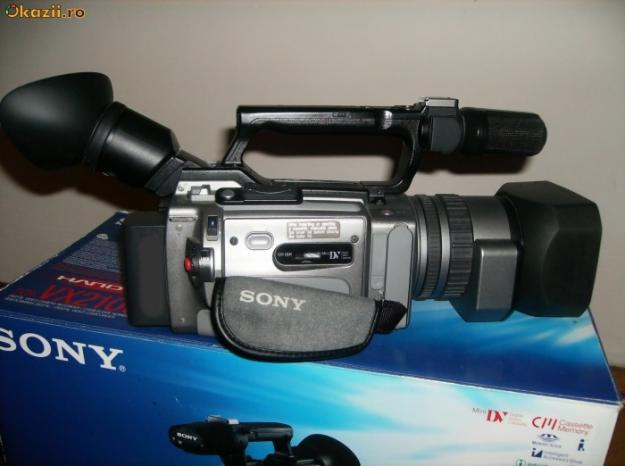 vand camera video sony vx 2100 - Pret | Preturi vand camera video sony vx 2100