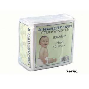 A.Haberkorn - Scutece 100% BBC 80 x 80 cm 10/set - Pret | Preturi A.Haberkorn - Scutece 100% BBC 80 x 80 cm 10/set