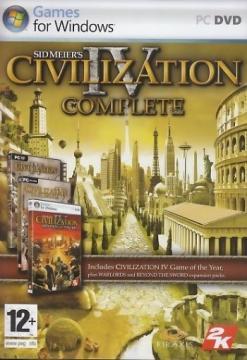 Civilization 4 Complete PC - Pret | Preturi Civilization 4 Complete PC
