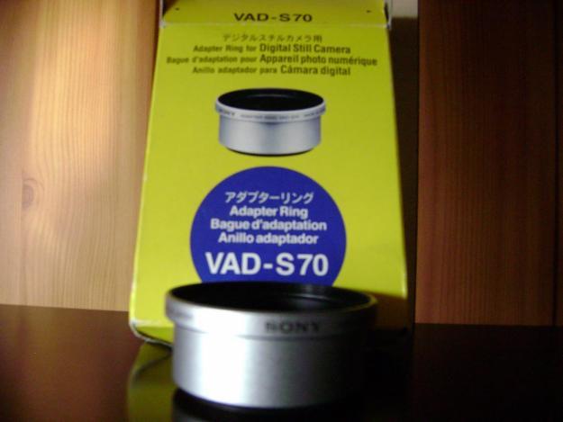 Inel adaptor Sony VAD S70 - Pret | Preturi Inel adaptor Sony VAD S70