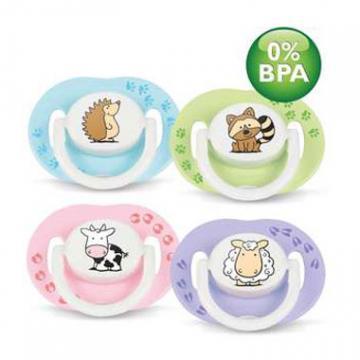 Philips Avent - Suzete Design 0% BPA +3 luni, 2 buc - Pret | Preturi Philips Avent - Suzete Design 0% BPA +3 luni, 2 buc