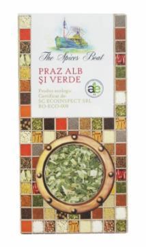 Condiment bio - amestec praz alb si verde - Pret | Preturi Condiment bio - amestec praz alb si verde