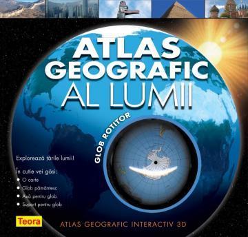 Atlas geografic al lumii - Atlas geografic interactiv 3D - Pret   Preturi Atlas geografic al lumii - Atlas geografic interactiv 3D