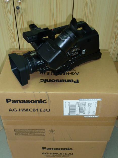 Panasonic AG-HMC81 = 2200 euro; pret FINAL cu 3 ANI GARANTIE! - Pret | Preturi Panasonic AG-HMC81 = 2200 euro; pret FINAL cu 3 ANI GARANTIE!