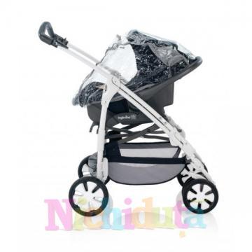 Husa ploaie scaun auto Huggy Multifix - Pret | Preturi Husa ploaie scaun auto Huggy Multifix