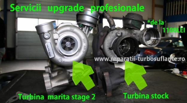 Turbina Upgrade Turbo Turbosuflanta marita / Servicii tuning pentru marirea puterii - Pret | Preturi Turbina Upgrade Turbo Turbosuflanta marita / Servicii tuning pentru marirea puterii
