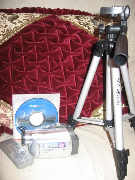 CAMERA VIDEO PANASONIC NV GS-37 - Pret | Preturi CAMERA VIDEO PANASONIC NV GS-37